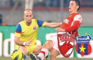 Eternul derbi Dinamo-Steaua- tinta pariorilor pe biletul zilei