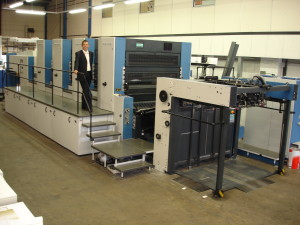 Using Second Hand Printing Equipment