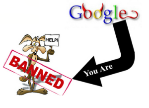 Cum putem elimina penalizarile de la Google?
