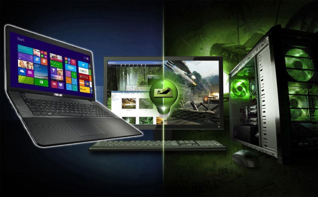Laptop sau PC pentru jocuri?