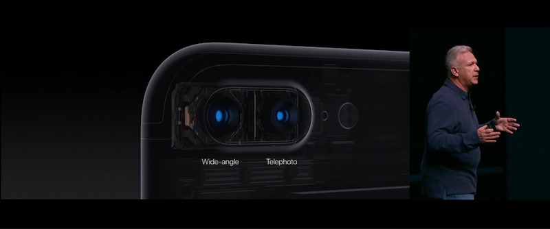 iPhone 7 Plus – cum se comporta sistemul dual camera