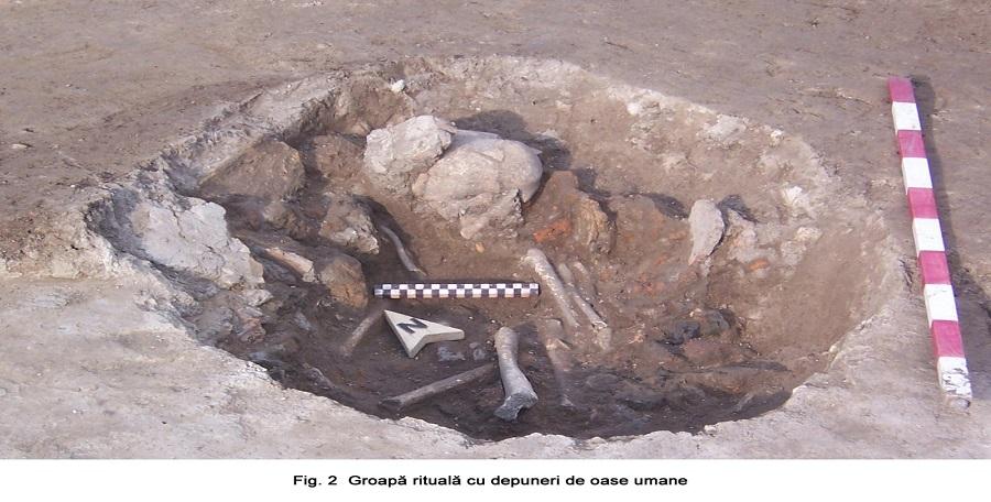 Despre mormintele romane descoperite la noi