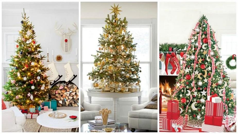 Idei frumoase și originale pentru a decora bradul de Crăciun