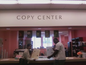 What do you need to have the best copy center?