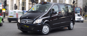 Long distance on London taxi transfers?
