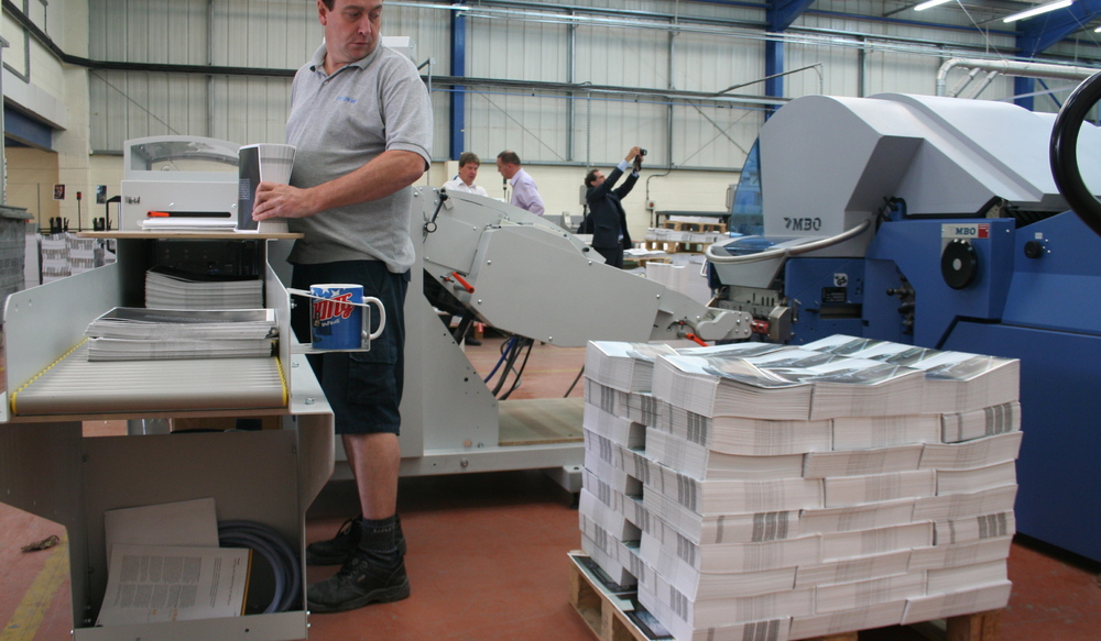 What does MBO mean in the printing area?