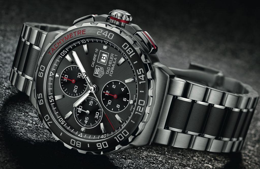 Care sunt cele mai frumoase colectii de ceasuri Tag Heuer ?
