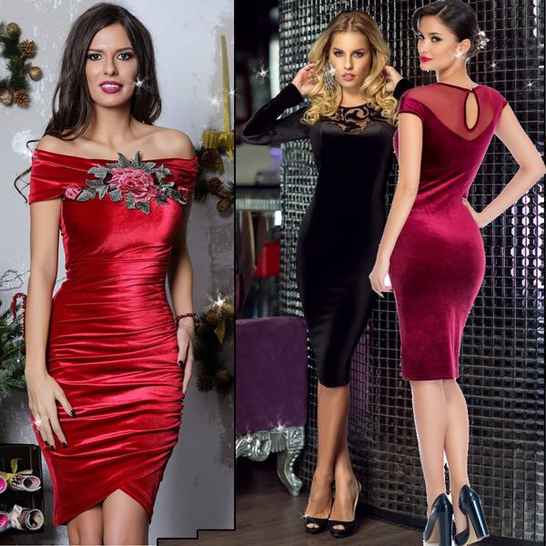 Cele mai inspirate rochii de revelion