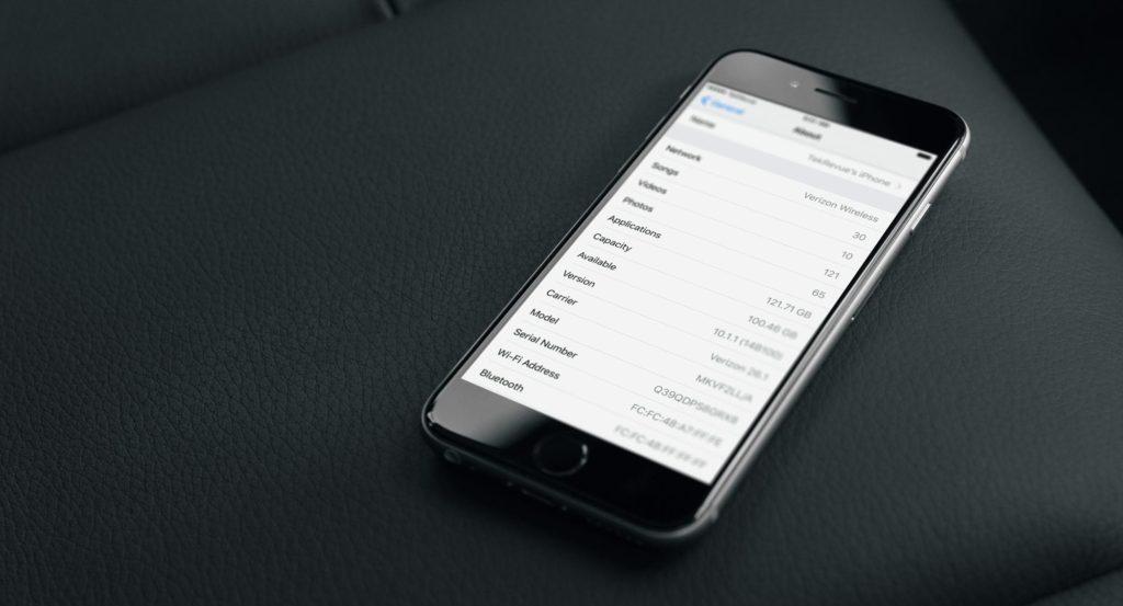 Din ce motive poate ajunge iPhone 6s in service?