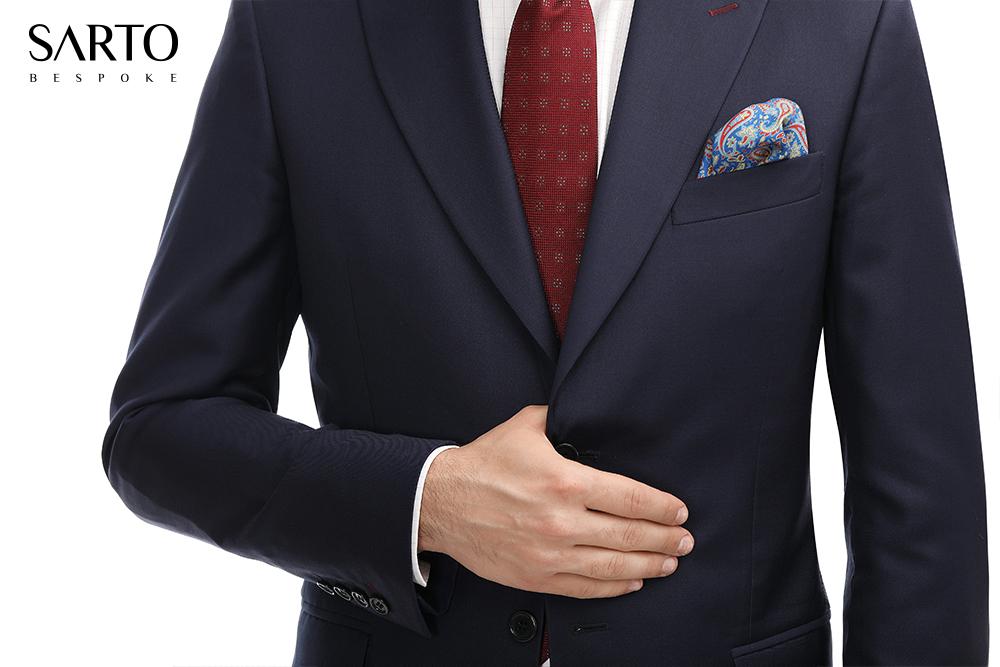 Avantajele costumului bespoke