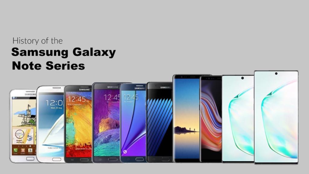 Istoria Galaxy: modul in care a evoluat superphone-ul Samsung in ultimii sapte ani