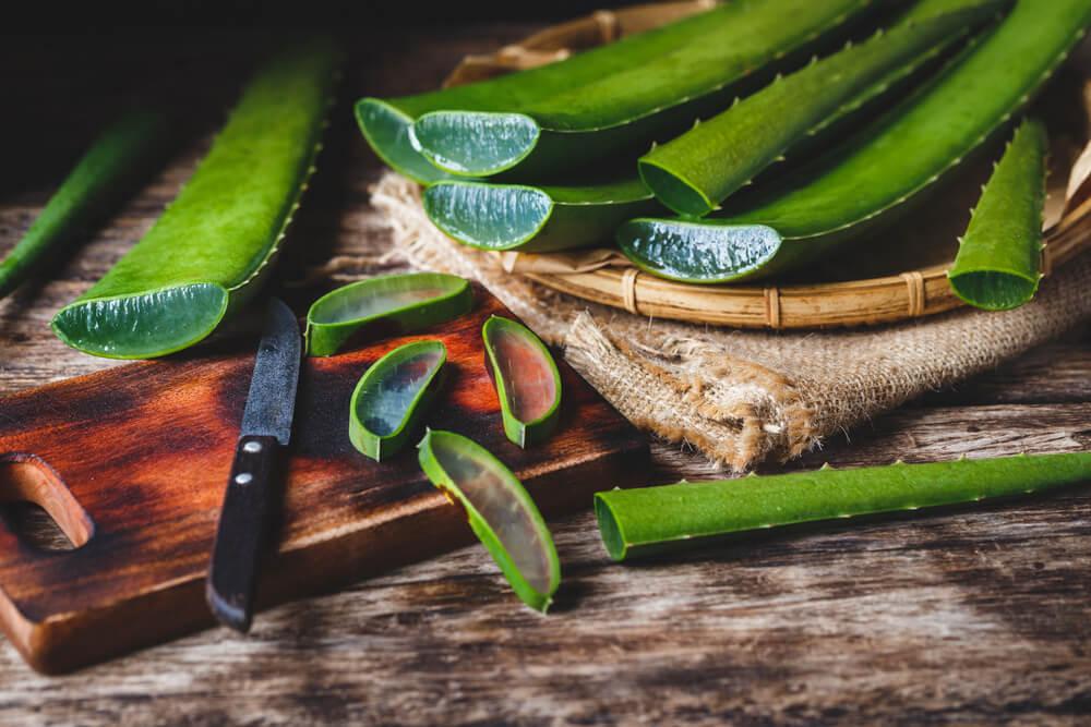 Aloe vera - efecte si ingrediente