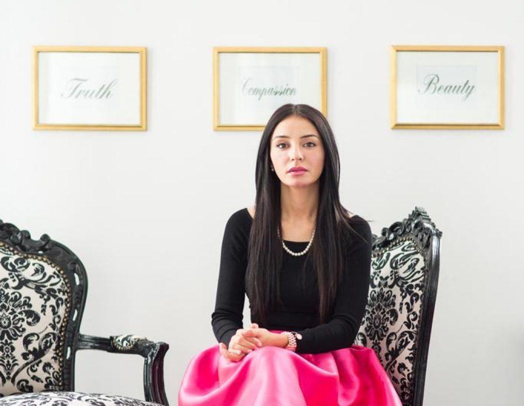 Ce diagnostic a primiv la 22 de ani Vanessa Youness Amal?